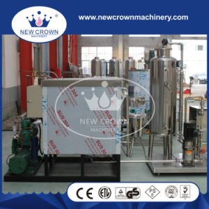 Industry Aerated Water Cooling Tank in Soft Drink Processing Line pictures & photos