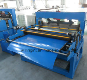 High Quality Glaze Tile Steel Cold Roll Forming Cutting Machine pictures & photos