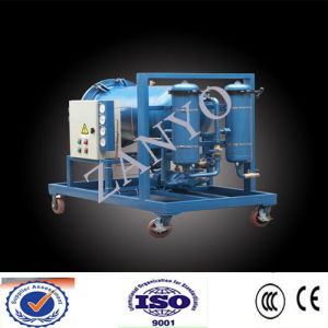 Light Oil Purification System Diesel Fuel Oil Purifier pictures & photos