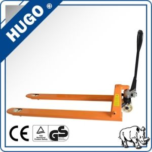 Heavy Duty Forklift Hand Pallet Truck Hydraulic Jack pictures & photos
