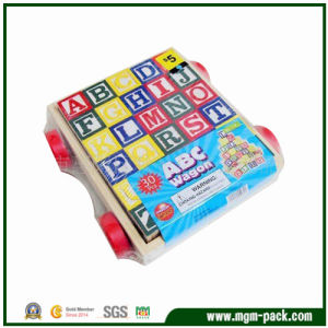 Lovely Design Colorful ABC Wagon Wooden Toy for Gift pictures & photos
