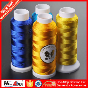 Your One-Stop Supplier Dyed Wholesale Embroidery Thread pictures & photos