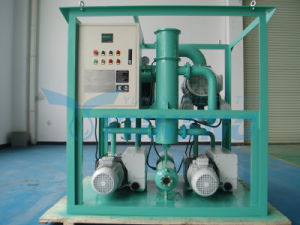 High Vacuum Pump Set Provide Fast and Complete Transformer Dry-out and Fill with Clean Dry and Hot Oil Under Vacuum Conditions pictures & photos