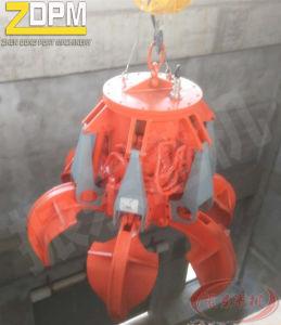 Electric Hydraulic Orange-Peel Grab