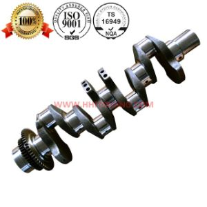 Crankshaft for Yanmar 3D84 (3TR2R14) , 4D84 (4TNV84) pictures & photos