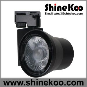 Aluminium 20W COB LED Tracking Light pictures & photos