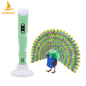 The World′s Most Attractive Leungyo 3D Printing Pen pictures & photos
