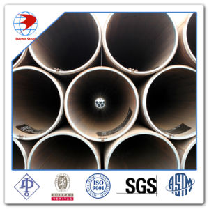 API 5L X60 Psl1 ASME B36.10 Beveled Ends LSAW Pipe pictures & photos