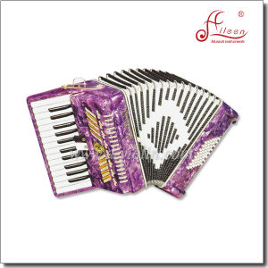 26key 48bass 3/0 Register Popular Piano Accordion pictures & photos
