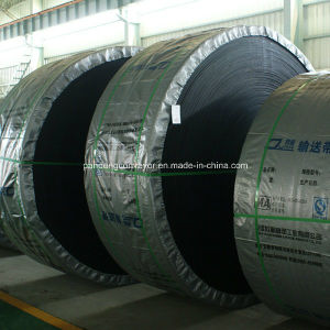 Tear Resistant Steel Core Conveyor Belt for Rubber Bucket Elevator pictures & photos