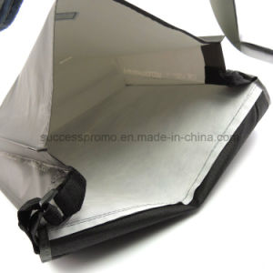 PP Non Woven Bag with Long Adjustable Strape, Magic Tape Closure pictures & photos
