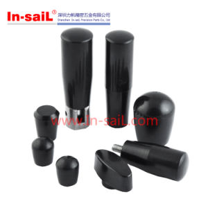 Black Bakelite Rotating Handles with M8 Bolt Insert pictures & photos