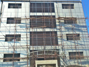 Five Floors Prefab Steel Structure Construction High Rise Building pictures & photos