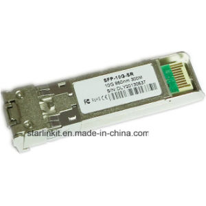 3rd Party SFP-10g-Sr Fiber Optic Transceiver Compatible with Cisco Switches pictures & photos