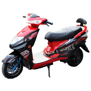 1000W Brushless Motor Electric Motorbike with Disk Brake (EM-013) pictures & photos