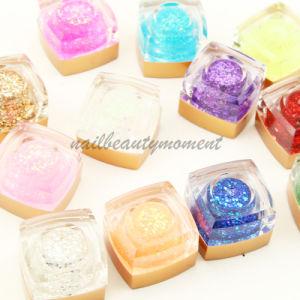 Art Nail Glitter UV Builder Colour Gel Polish Kit (UG02)