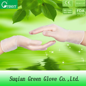 Cheap Vinyl Surgical Examination Gloves pictures & photos