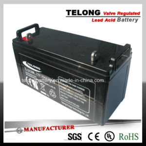 12V120ah Gel Solar Battery pictures & photos