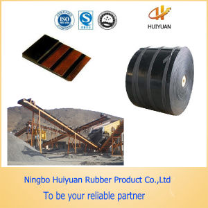 Black Fabric Heavy Duty Nylon Conveyor Belt (SGS, ISO9001) pictures & photos
