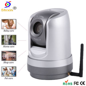 H. 264 27X Optical Zoom PTZ WiFi IP Video Camera (IP-109HW) pictures & photos