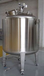 Stainless Steel Heating Tank with Ss304 Ss316 pictures & photos