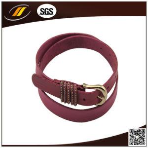 Wholesale Fashion Woman Calf Leather Belt