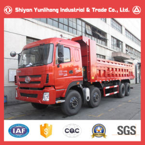 China 8X4 340HP Heavy Tipper Dump Truck pictures & photos