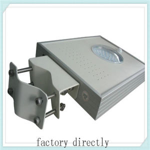 6W All in One Solar LED Garden Light