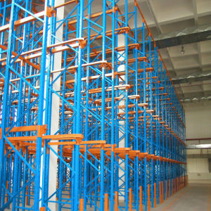 SGS Aprroved Heavy Duty Warehouse Storage Rack pictures & photos