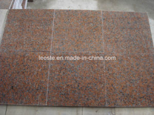Maple Red G562 Granite, Granite Tiles and Granite Slabs pictures & photos