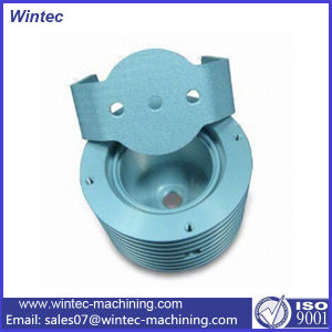Anodizing Finish Aluminum CNC Precision Machining Part