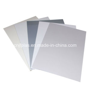 Cheap Extruded Plastic Sheet with High Quality pictures & photos