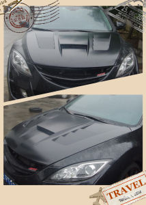 Carbon Fiber Shark Style Hood for Mazda Atenza 2010+ pictures & photos