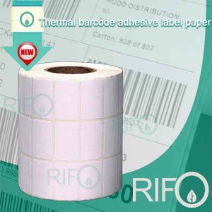 Blank Adhesive Thermal Transfer Sticker Based Materials with RoHS MSDS pictures & photos
