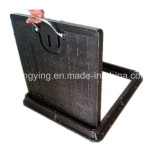 400X400 Square Manhole Cover with Handle
