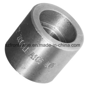 Forged Steel Socket Welded/Threaded Full Coupling pictures & photos