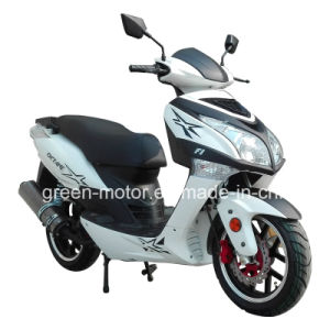 150cc/125cc Scooter, Gas Scooter Motor Scooter (F1) pictures & photos