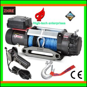 9500lbs Pulling 12V Electric Winch pictures & photos