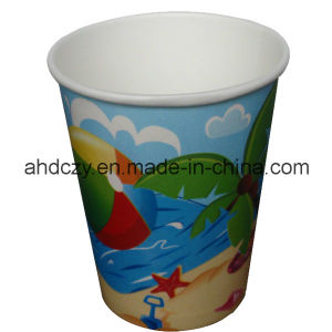 Factory Direct Sale 6oz Cost of Paper Cups for Drink pictures & photos