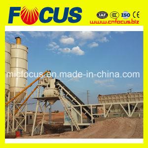 Yhzs35 35m3 Mini Mobile Concrete Batching Plant for Sale pictures & photos