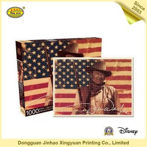 1000PCS Flag Jigsaw Puzzles (JHXY-JP0001) pictures & photos