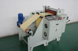 PE Coated Paper Roll Cutting Machine (DP-360) pictures & photos