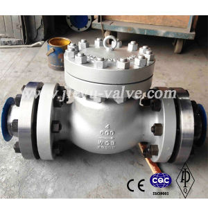 API 6D Standard A216 Wcb Swing Check Valve pictures & photos