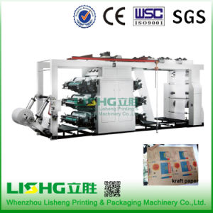 Woven Bag Printing Machine High Speed pictures & photos