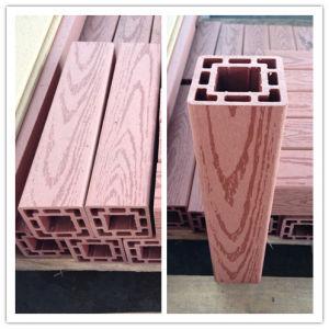 Wood Grain WPC Posting WPC Pergola, Gazero′s Post or Pillar pictures & photos
