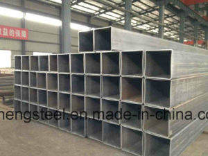 Mild Steel Square Steel Tube/ Pipe