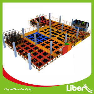 China Builders Indoor Trampoline World for Teenager and Children pictures & photos