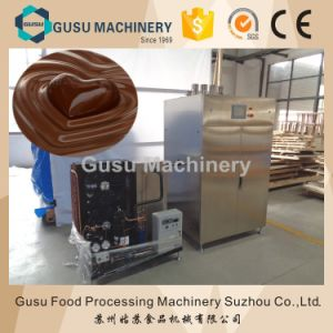 Ce Approved Gusu Chocolate Tempering Machine Made in China pictures & photos