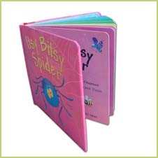Perfect Binding Kid′s Self-Studying Board Book pictures & photos