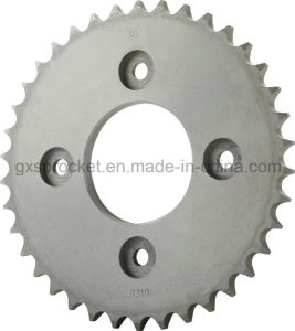 Motorcycle Sprocket for Honda SDH100-42 /45/Cnd100 pictures & photos